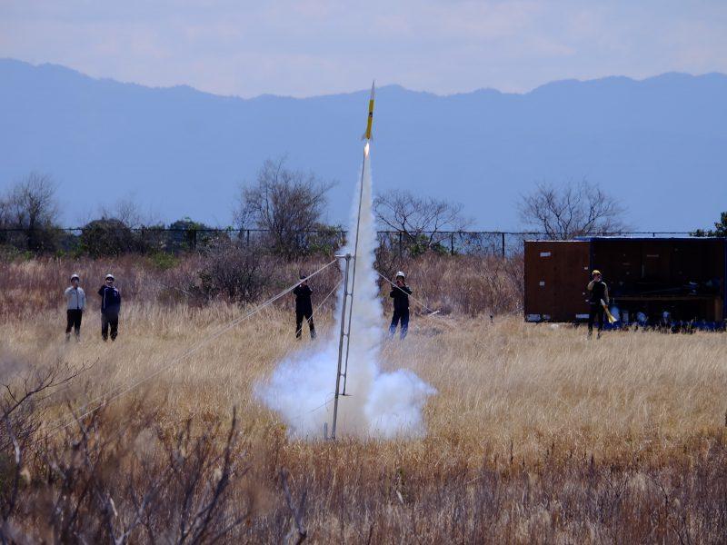 ロケット打上実験