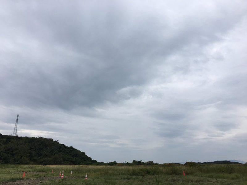 コスモパーク加太の空